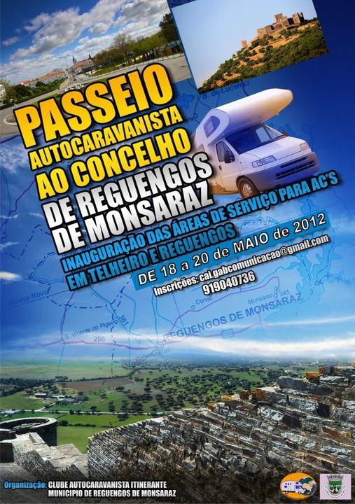 Encontro do CAI dos dias 18 a 20 de Maio 2012 Monsarazcartaz