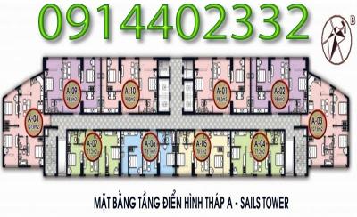 Mở bán Dự án Chung cư sails tower sông nhuệ với giá 1 tỷ/ 1 căn đang hấp dẫn!!! DuanchungcuSailsTower1_zps419a59d0