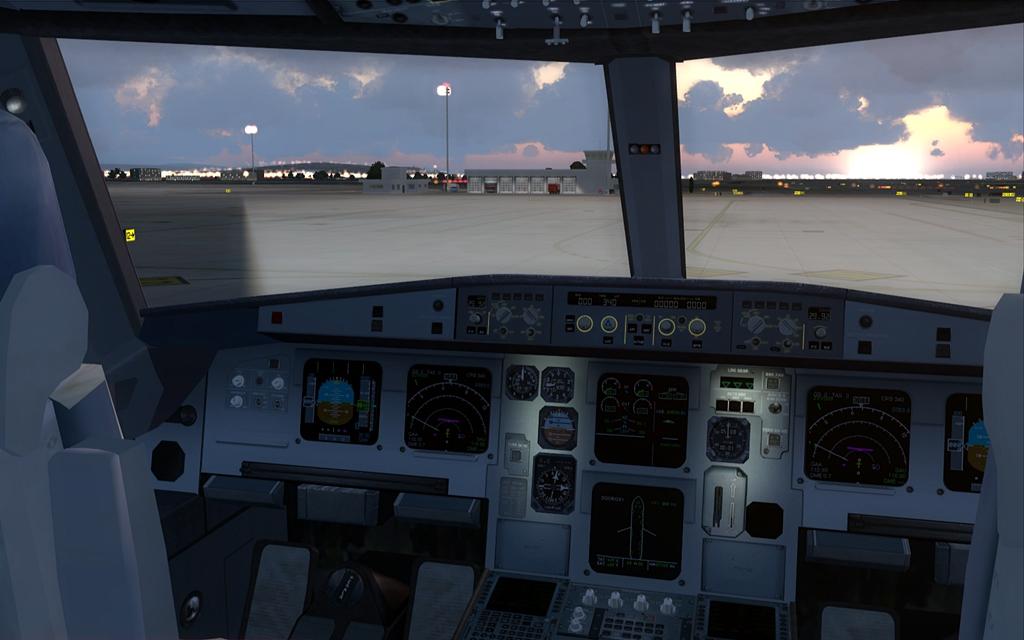 Iberia A320 01-11