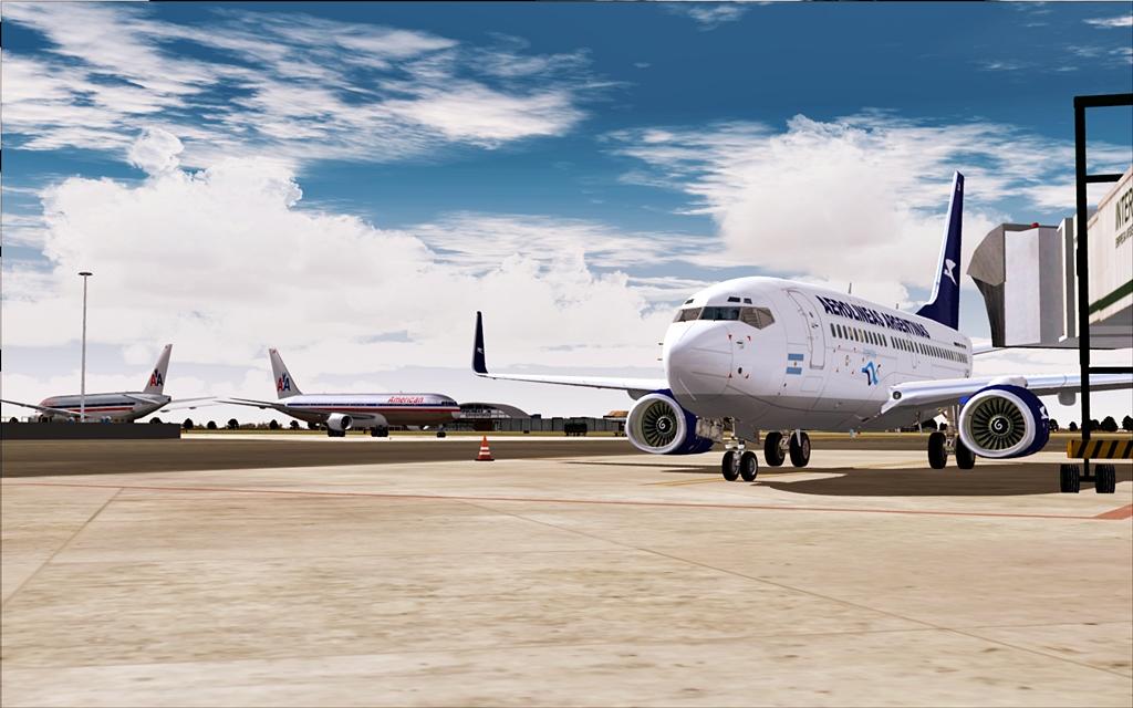 Aerolineas Argentinas 01-4