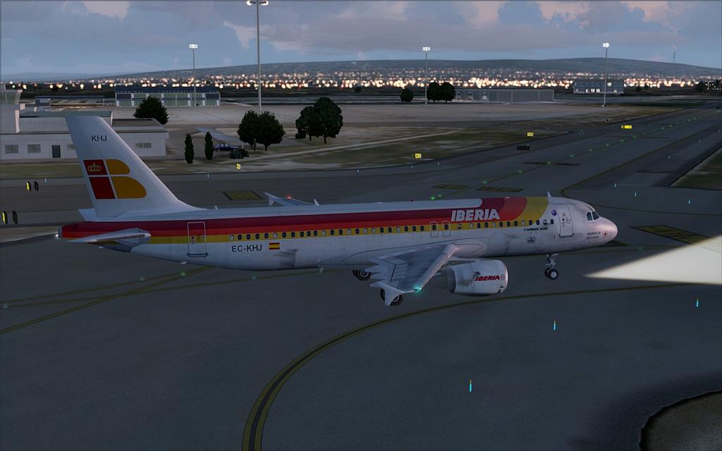 Iberia A320 02-11