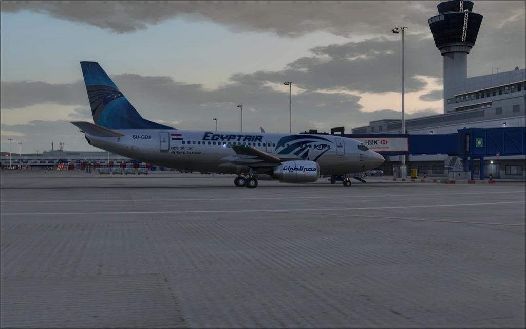 Egyptair  02-19