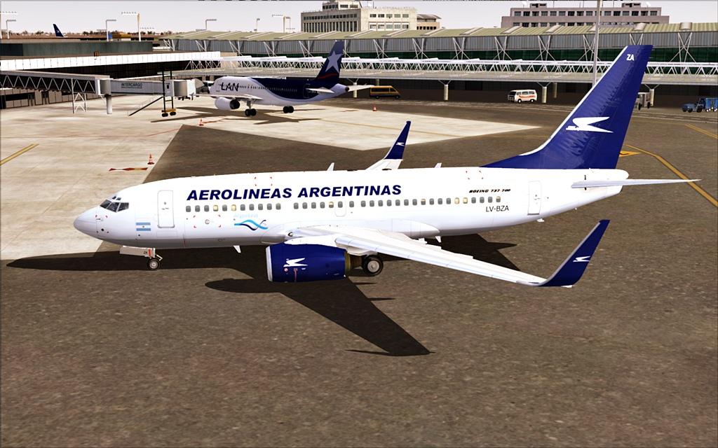 Aerolineas Argentinas 02-4