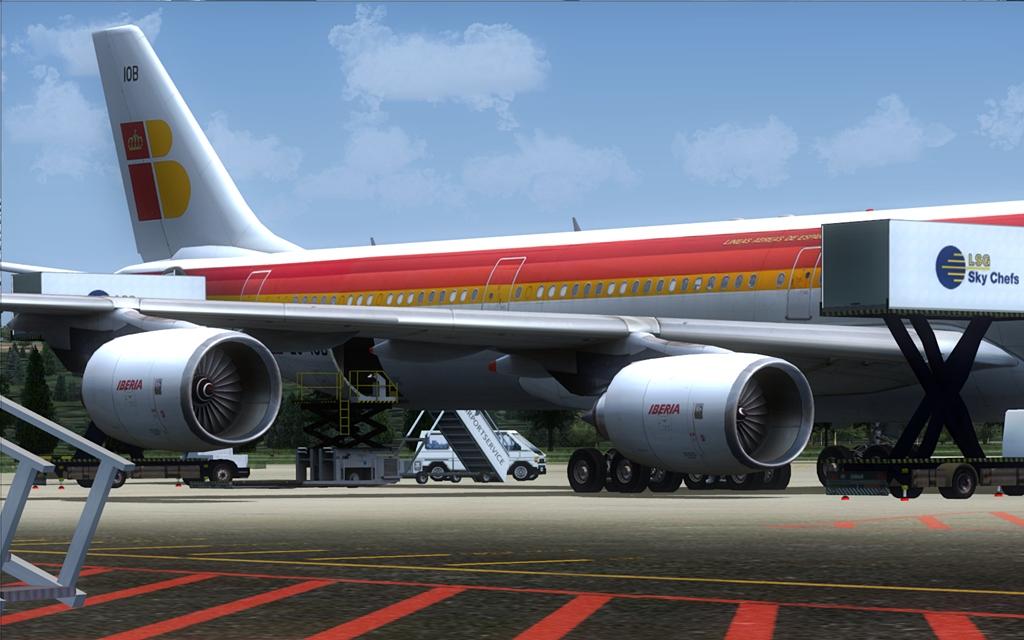 Iberia A340-600 02-6