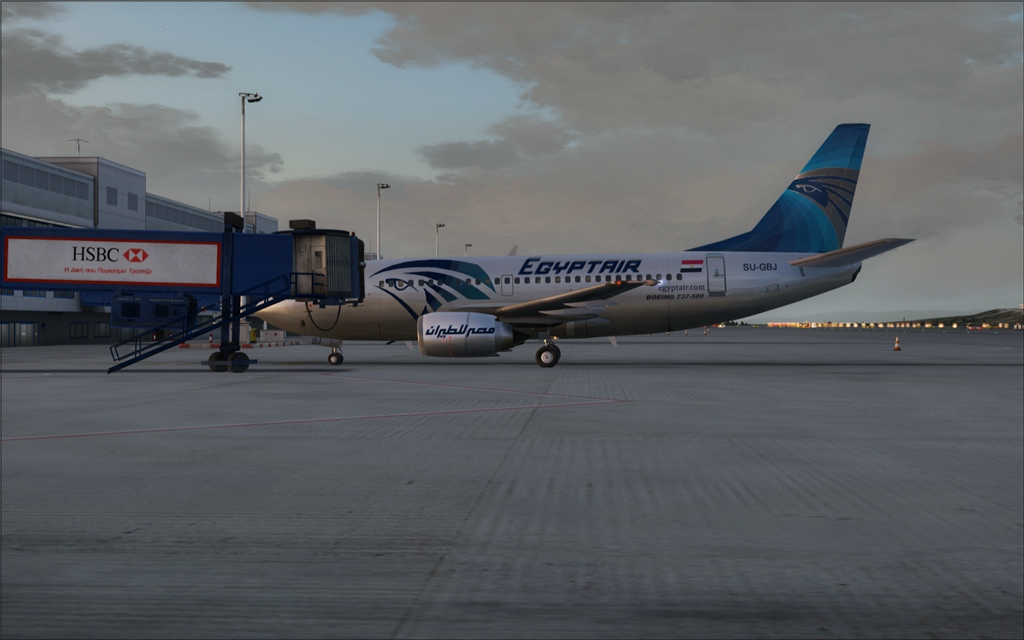 Egyptair  03-19
