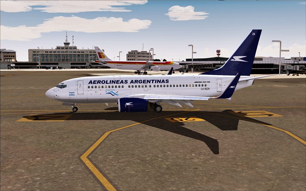 Aerolineas Argentinas 03-4