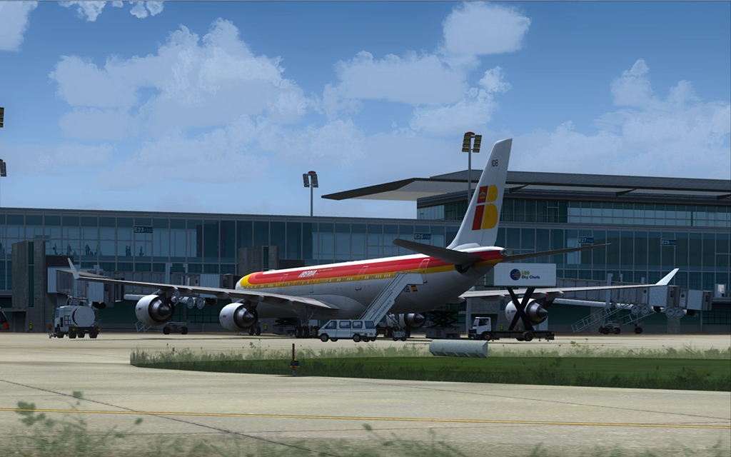 Iberia A340-600 03-6