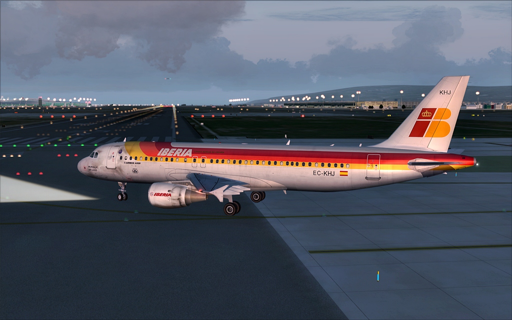 Iberia A320 04-11