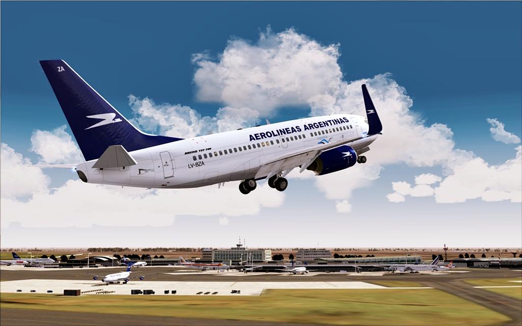 Aerolineas Argentinas 04-4