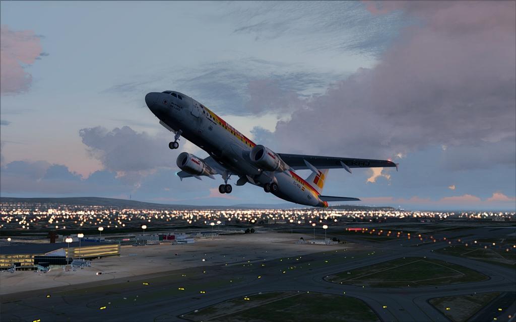 Iberia A320 05-11