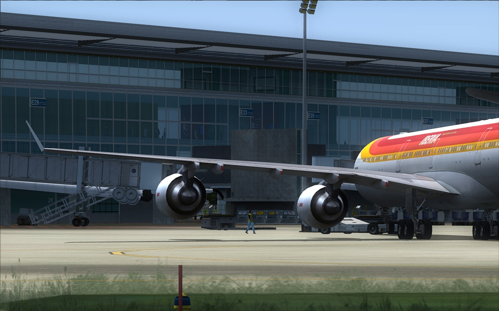 Iberia A340-600 05-6