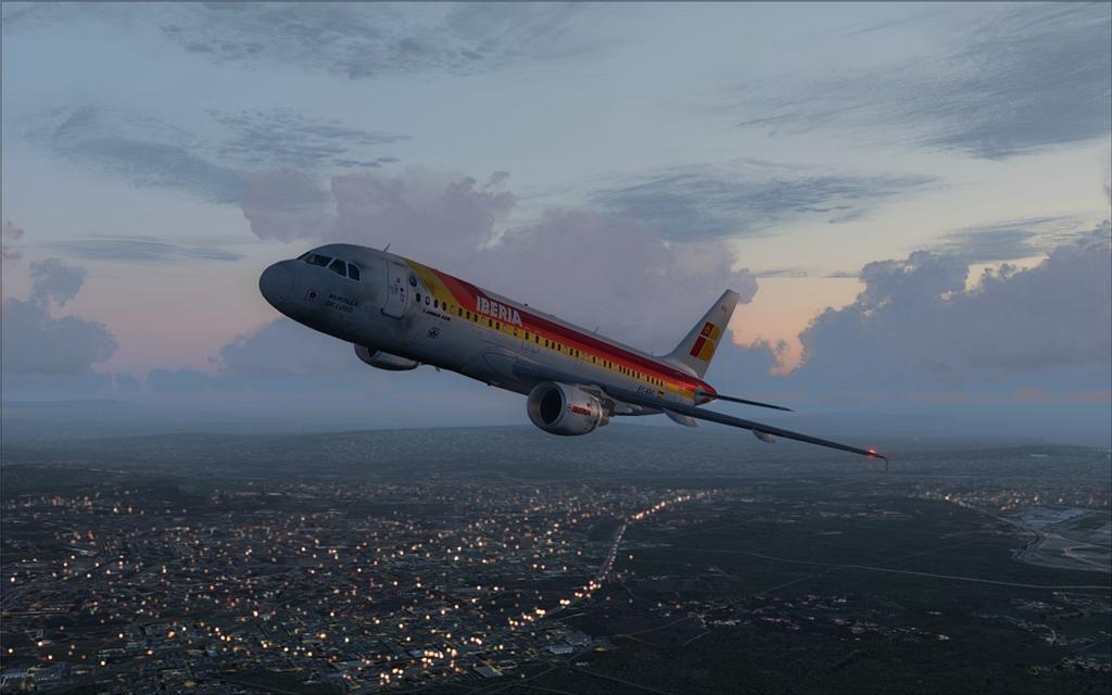 Iberia A320 06-11