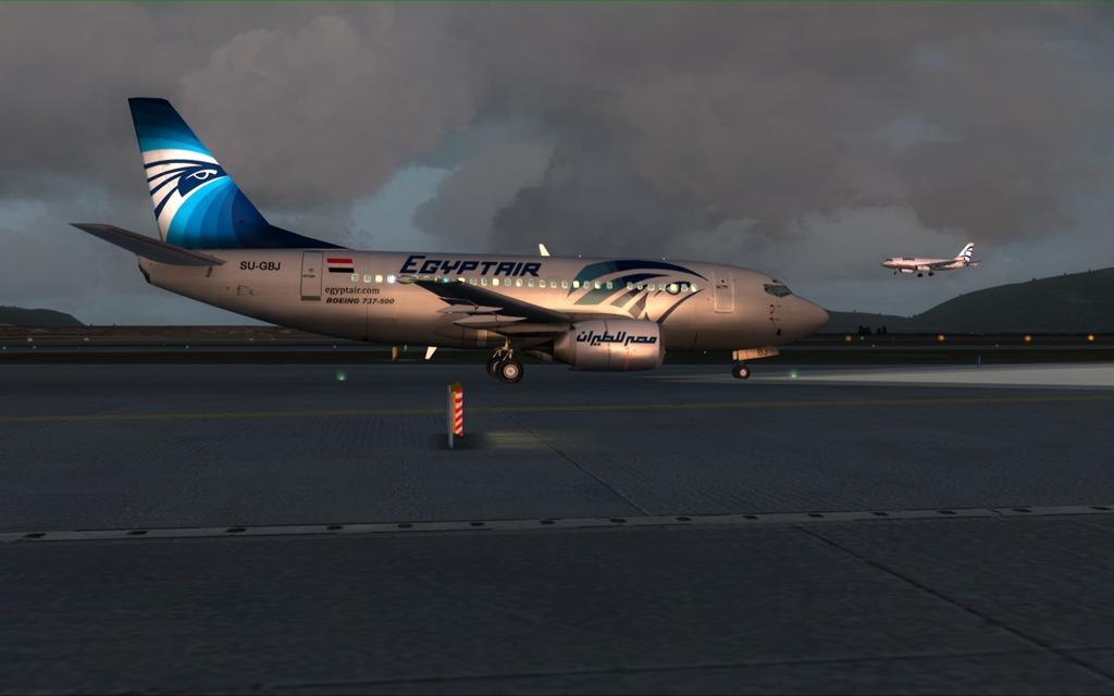 Egyptair  07-19