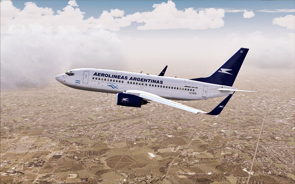 Aerolineas Argentinas 07-4
