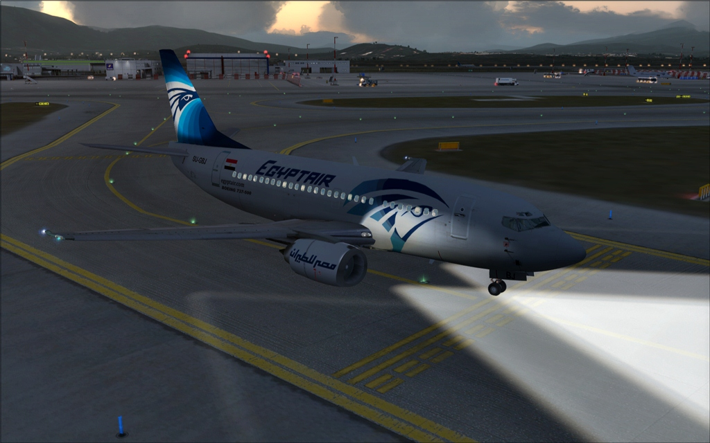 Egyptair  08-19