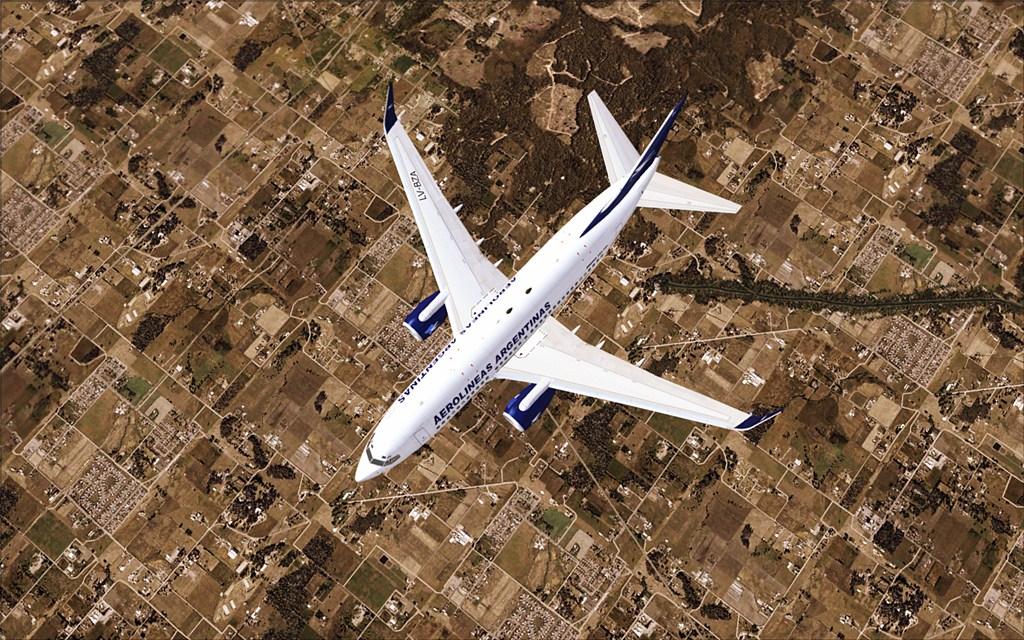 Aerolineas Argentinas 08-4