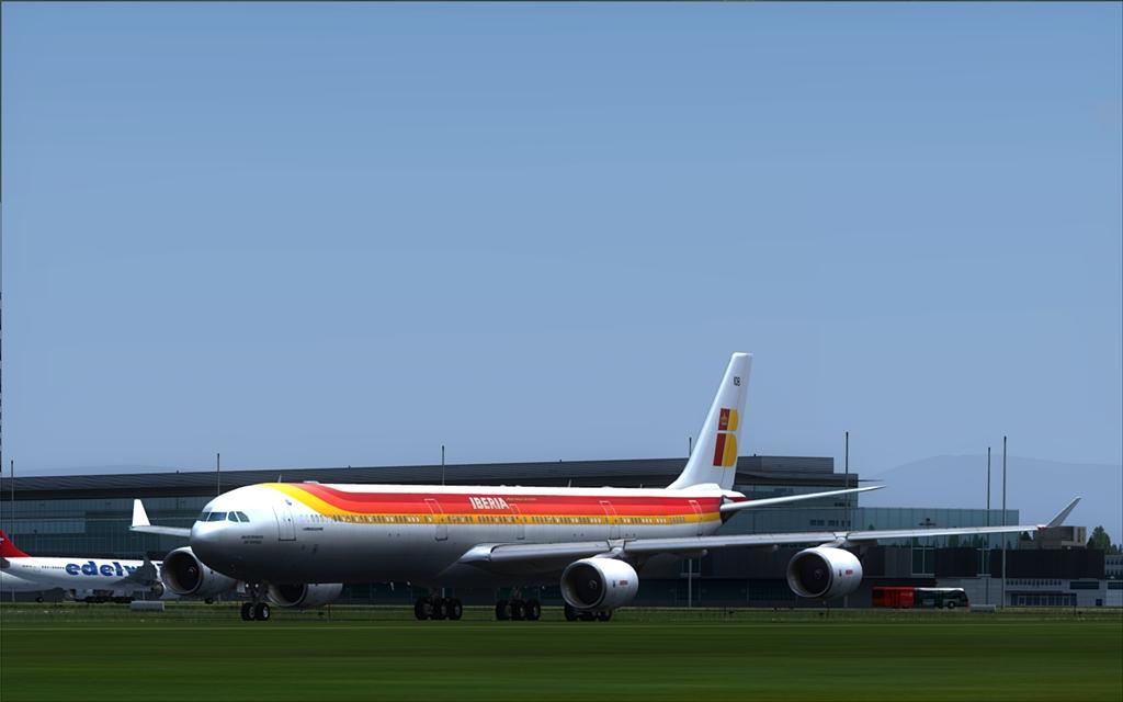 Iberia A340-600 08-6