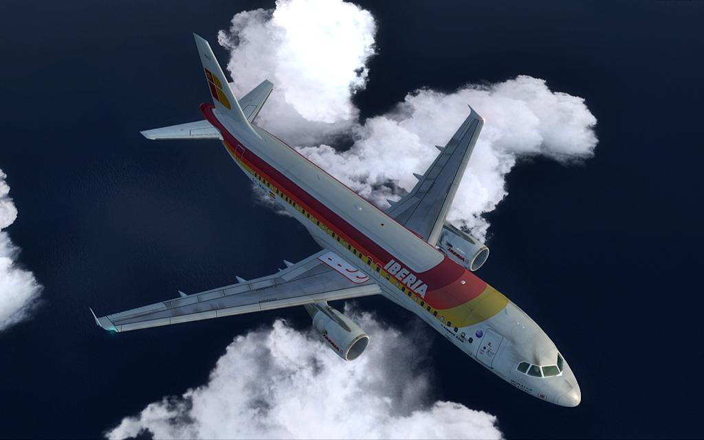 Iberia A320 09-11