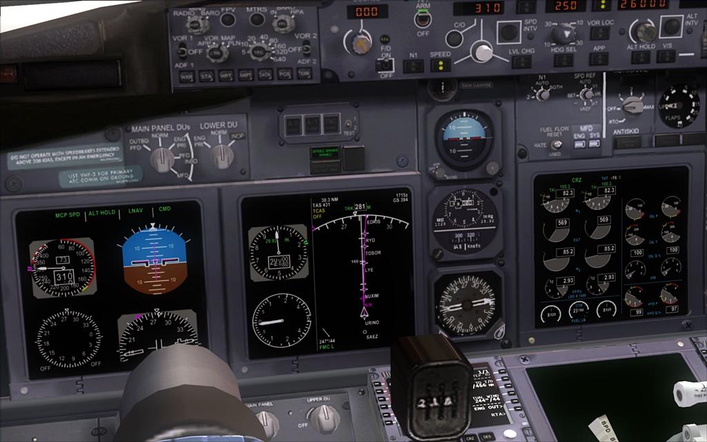 Aerolineas Argentinas 09-4