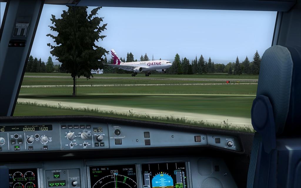 Iberia A340-600 09-6