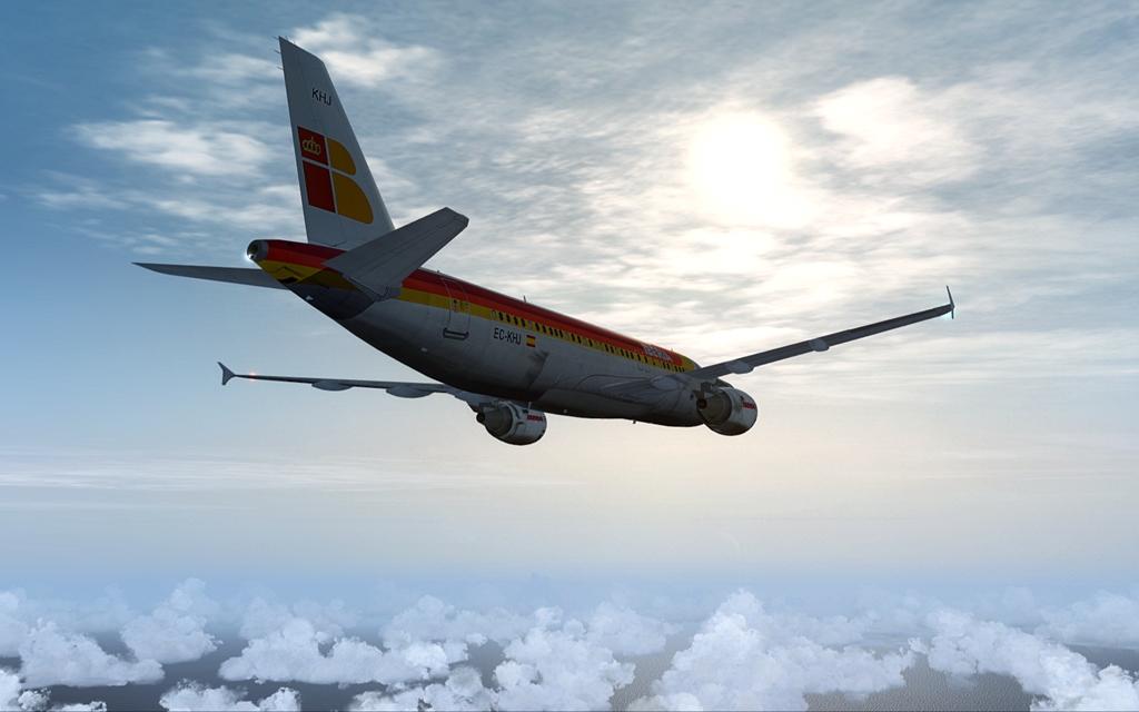Iberia A320 10-11