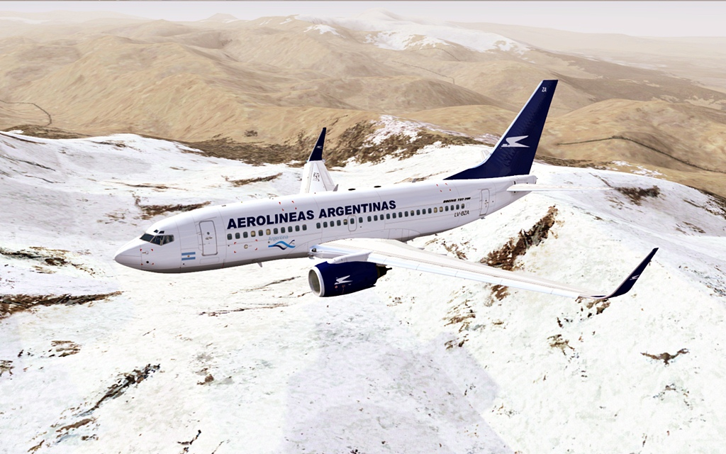 Aerolineas Argentinas 10-4