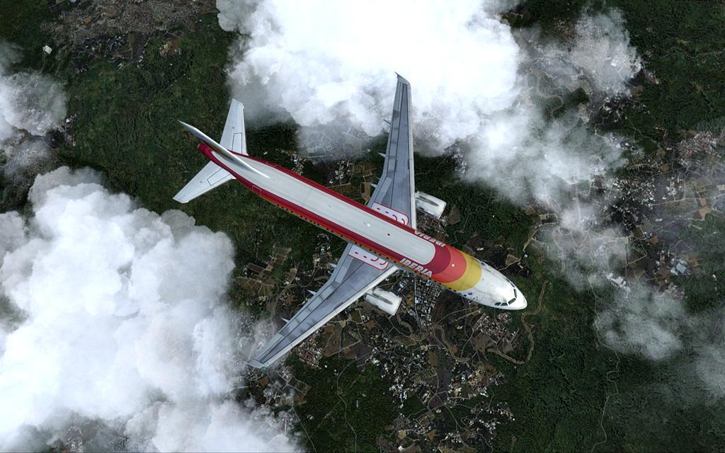 Iberia A320 11-11