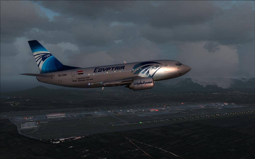 Egyptair  11-19