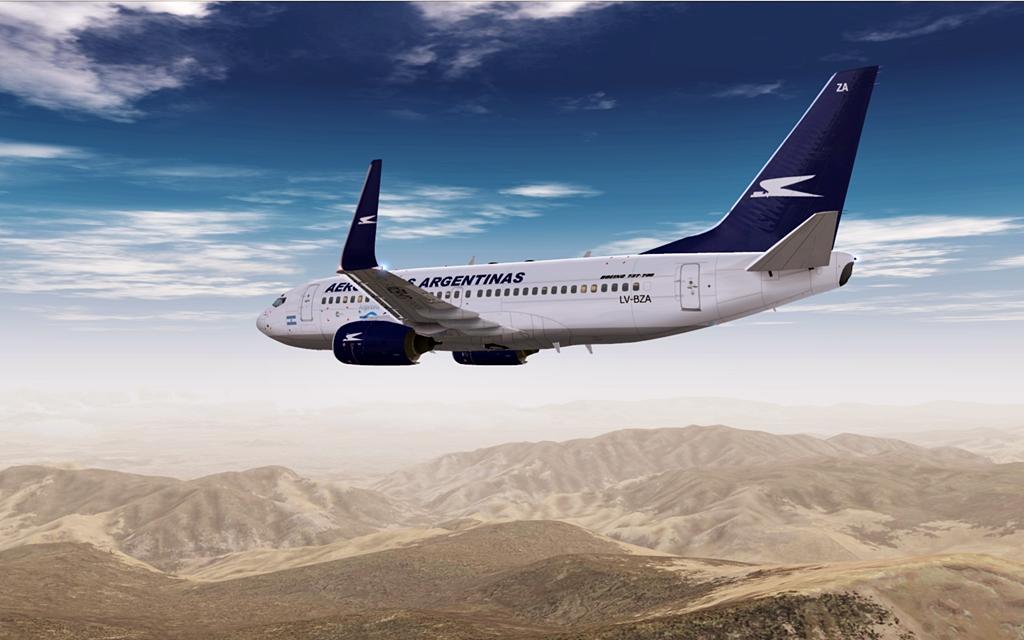 Aerolineas Argentinas 11-4