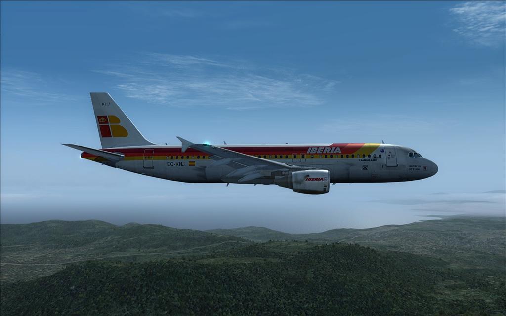 Iberia A320 12-11