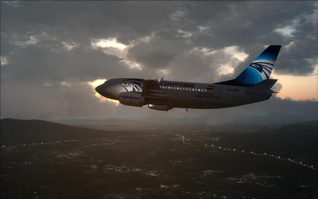 Egyptair  12-19