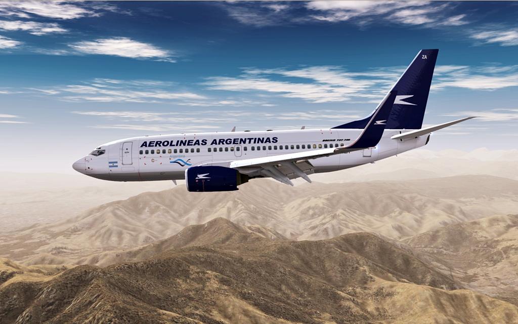 Aerolineas Argentinas 12-4