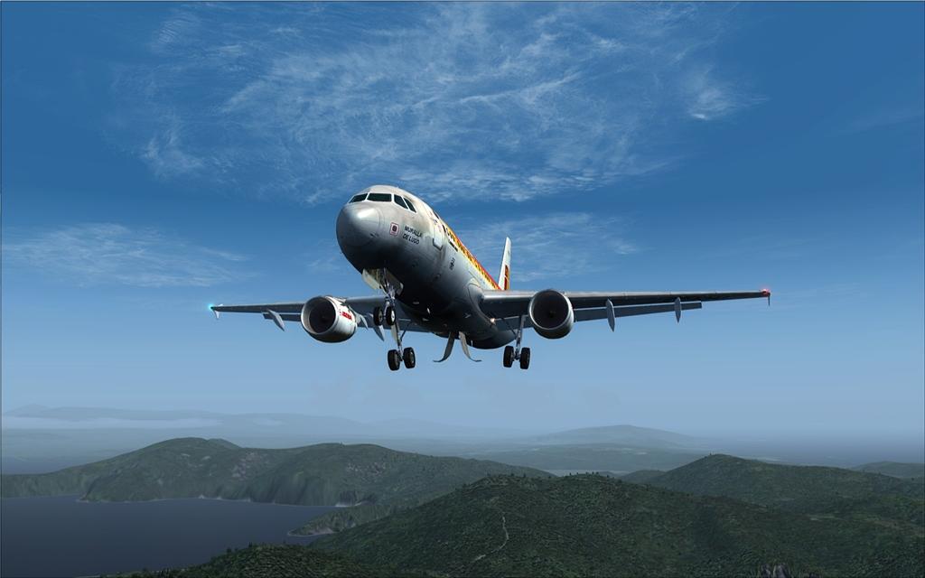 Iberia A320 13-11
