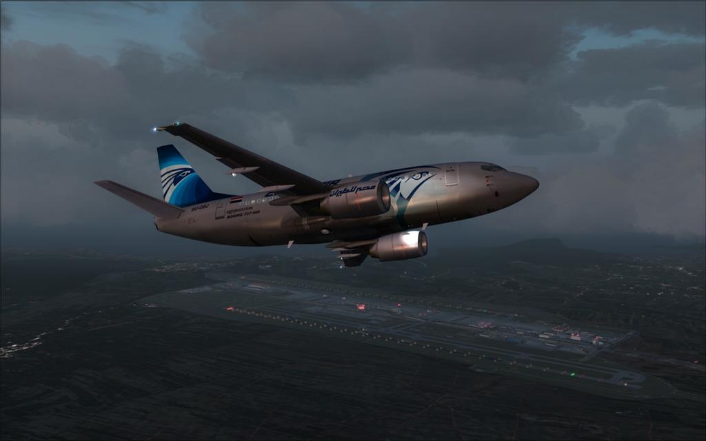 Egyptair  13-19