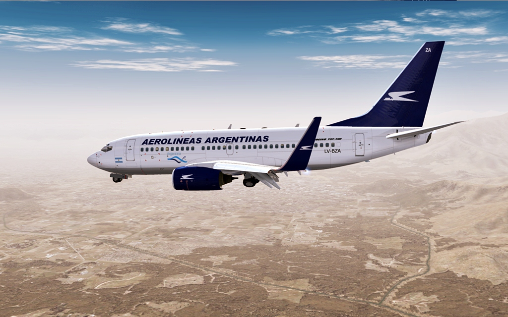 Aerolineas Argentinas 13-4