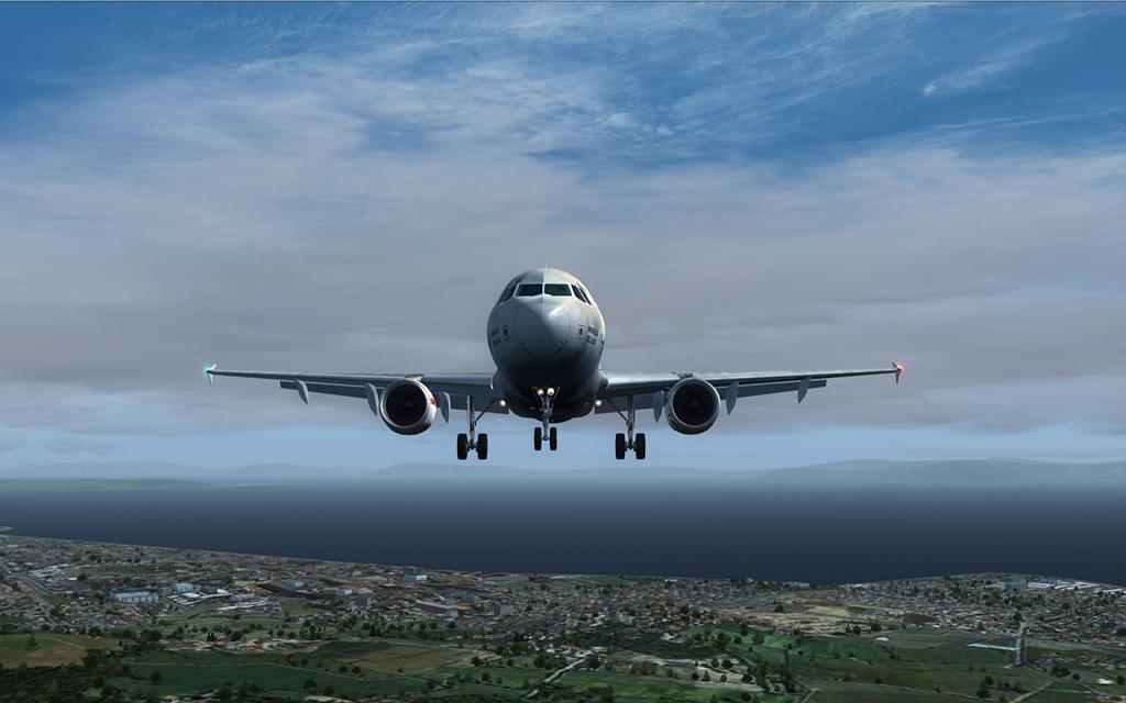 Iberia A320 14-11