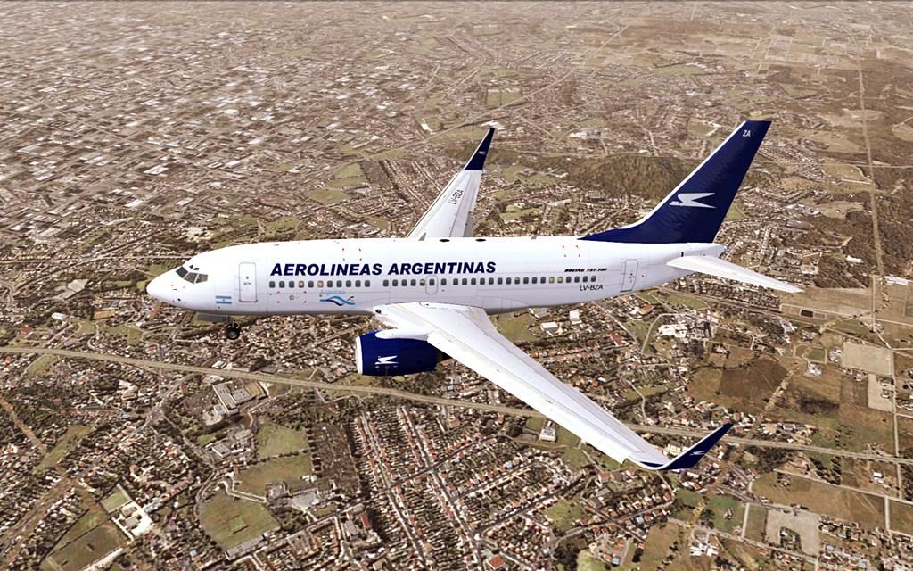 Aerolineas Argentinas 14-4