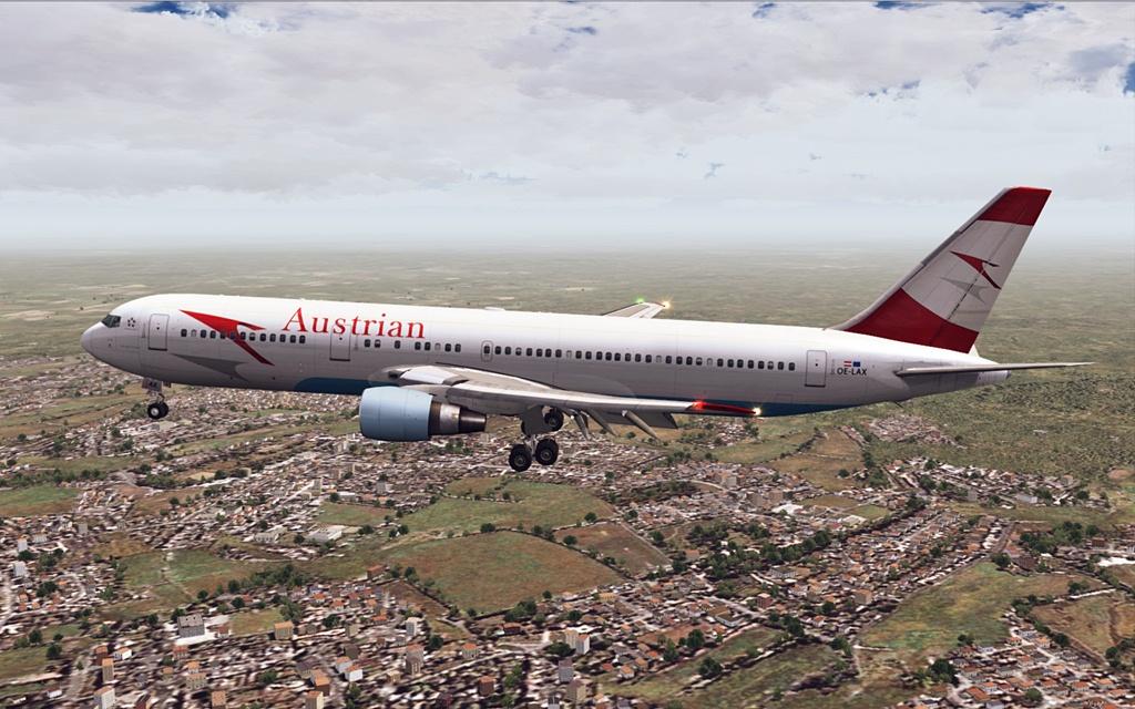 Austrian B767 14-5