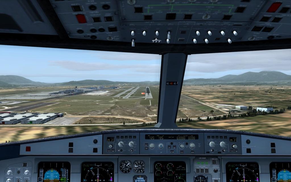Iberia A320 15-11