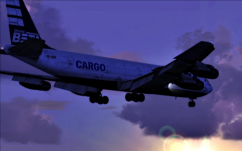 Beta Cargo 15