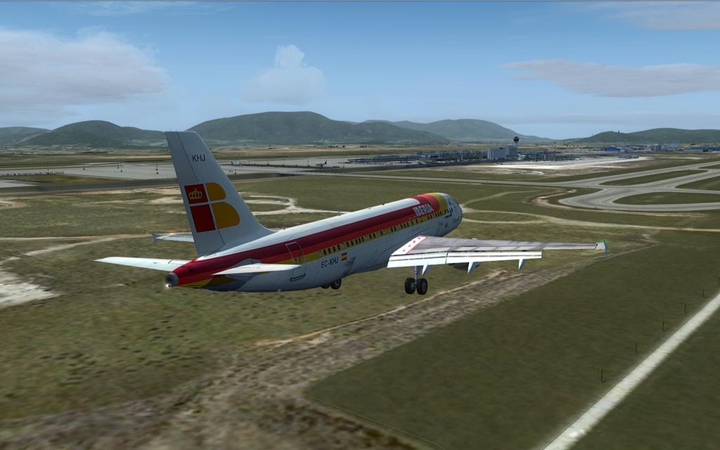 Iberia A320 16-11
