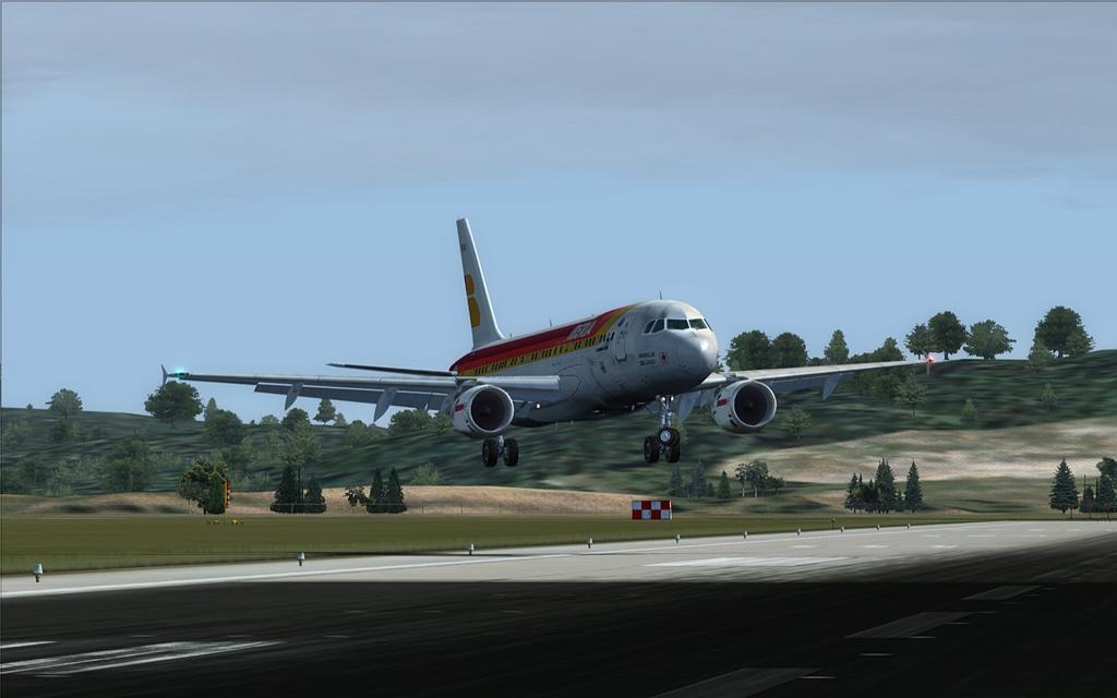 Iberia A320 17-11