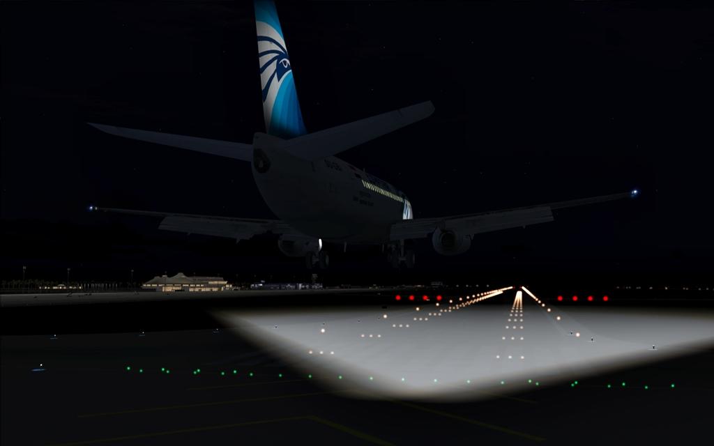 Egyptair  17-19