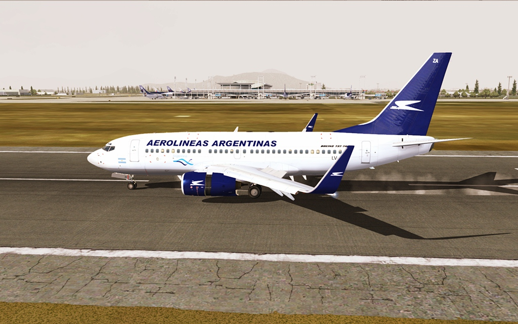 Aerolineas Argentinas 17-4