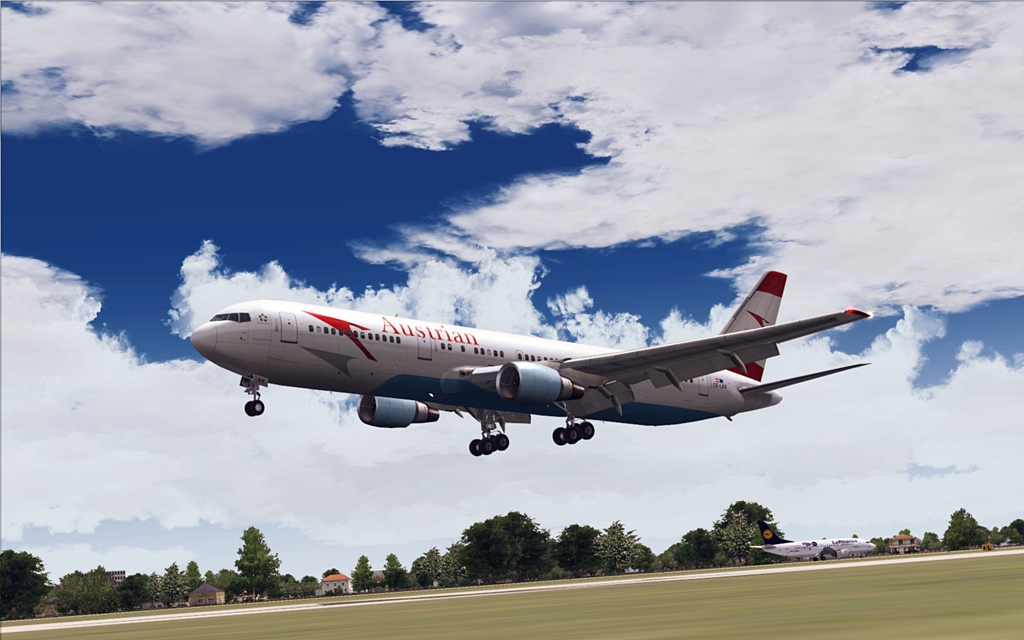 Austrian B767 17-5