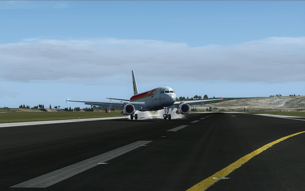Iberia A320 18-11