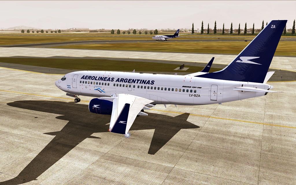 Aerolineas Argentinas 18-4