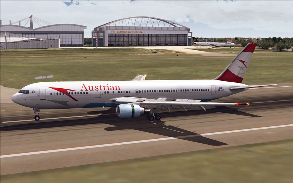 Austrian B767 18-5
