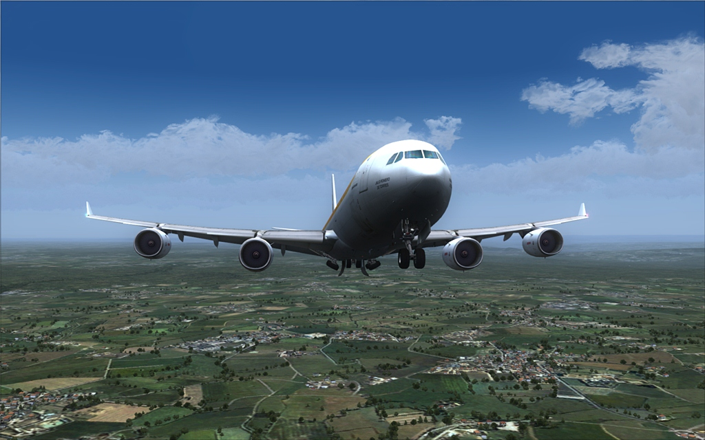 Iberia A340-600 18-6