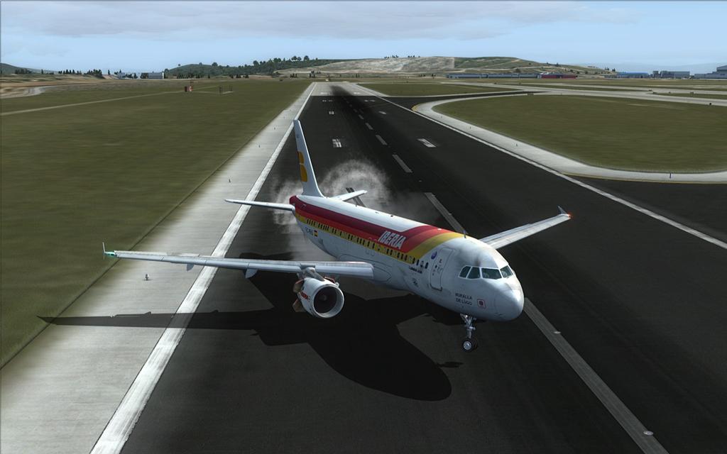 Iberia A320 19-11